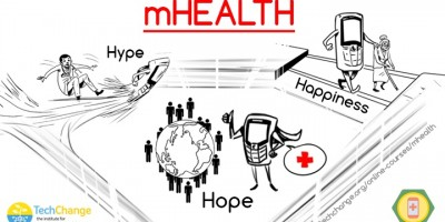 mHealth entrepreneurship hype hope happiness